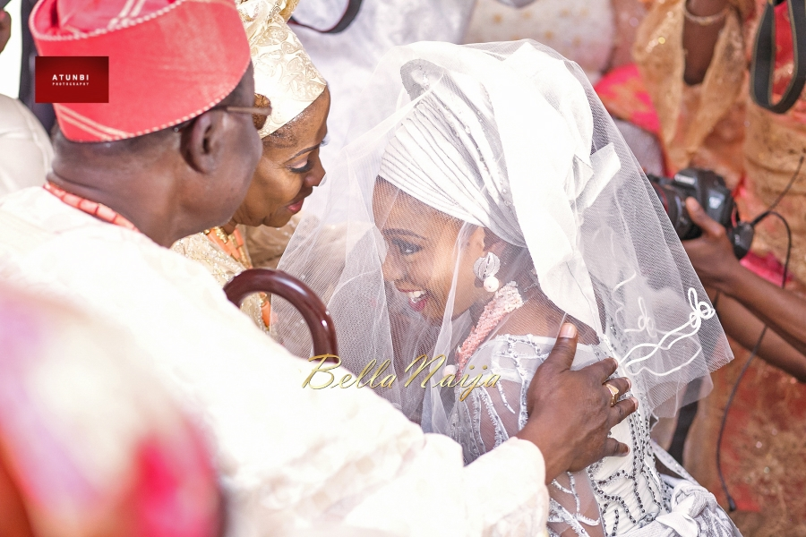 Dolapo Oni & Gbite Sijuwade Traditional Wedding - August 2015 - BellaNaija Weddings - Atunbi -0554