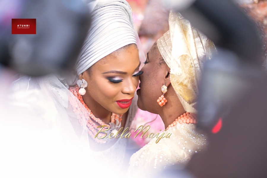Dolapo Oni & Gbite Sijuwade Traditional Wedding - August 2015 - BellaNaija Weddings - Atunbi -0567