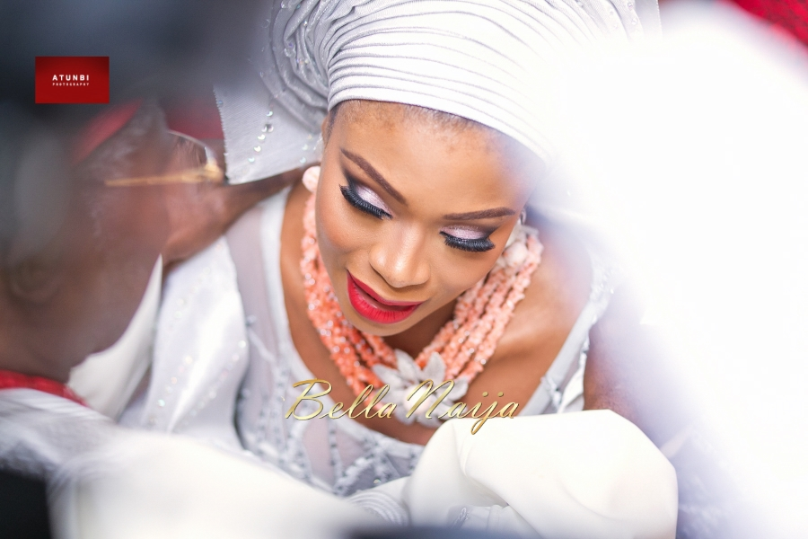 Dolapo Oni & Gbite Sijuwade Traditional Wedding - August 2015 - BellaNaija Weddings - Atunbi -0569