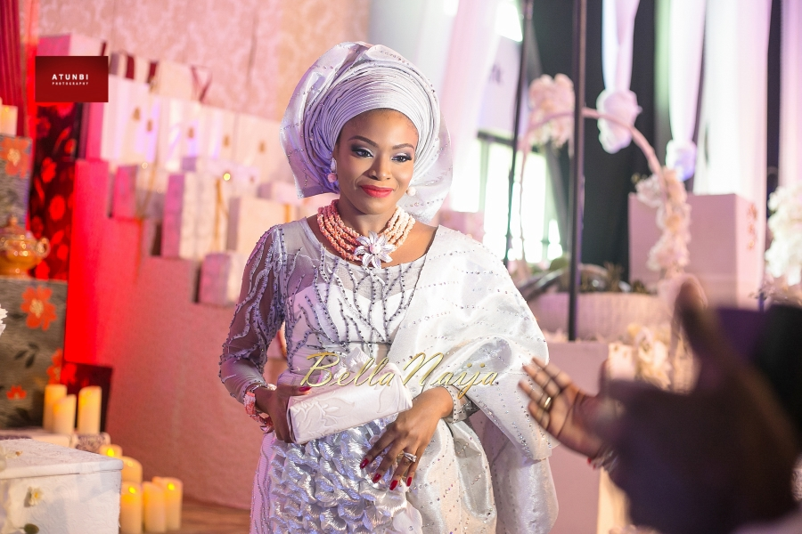 Dolapo Oni & Gbite Sijuwade Traditional Wedding - August 2015 - BellaNaija Weddings - Atunbi -0601