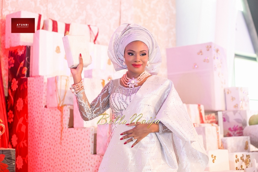 Dolapo Oni & Gbite Sijuwade Traditional Wedding - August 2015 - BellaNaija Weddings - Atunbi -0604