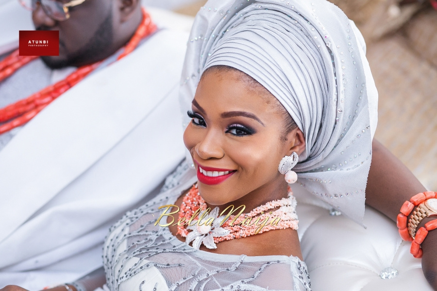 Dolapo Oni & Gbite Sijuwade Traditional Wedding - August 2015 - BellaNaija Weddings - Atunbi -0623