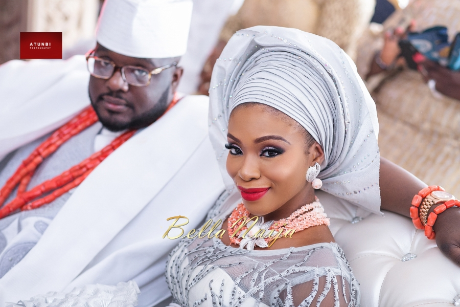 Dolapo Oni & Gbite Sijuwade Traditional Wedding - August 2015 - BellaNaija Weddings - Atunbi -0624