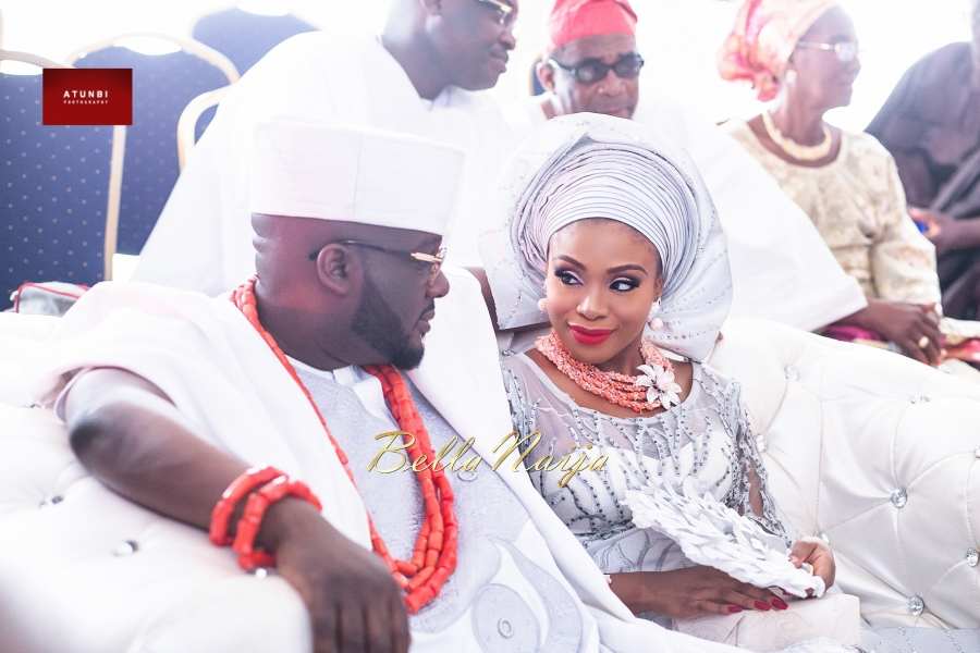 Dolapo Oni & Gbite Sijuwade Traditional Wedding - August 2015 - BellaNaija Weddings - Atunbi -0628
