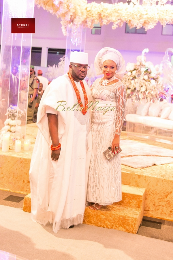 Dolapo Oni & Gbite Sijuwade Traditional Wedding - August 2015 - BellaNaija Weddings - Atunbi -0633