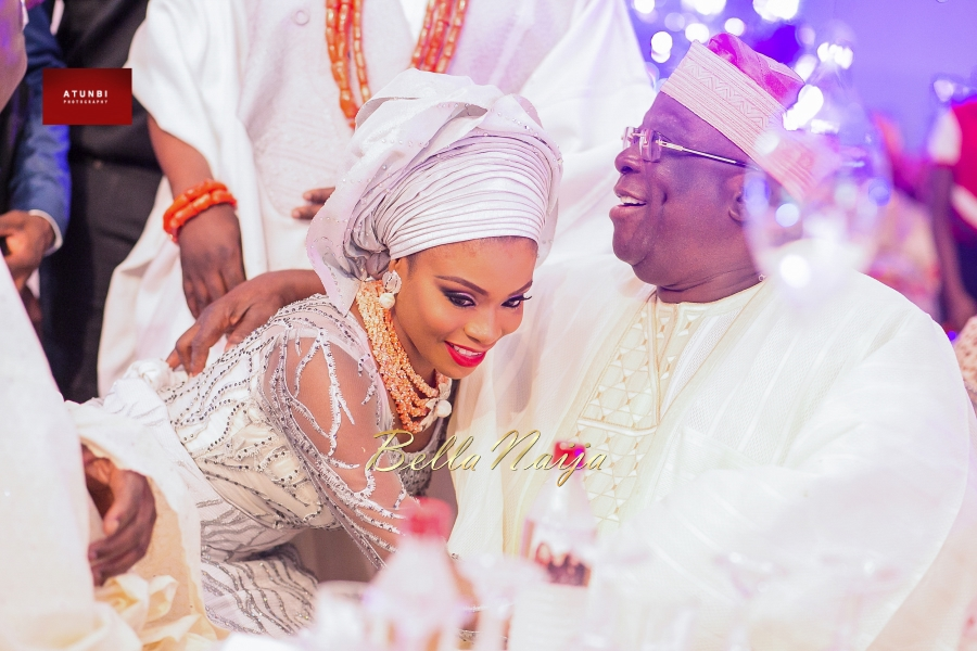 Dolapo Oni & Gbite Sijuwade Traditional Wedding - August 2015 - BellaNaija Weddings - Atunbi -0638