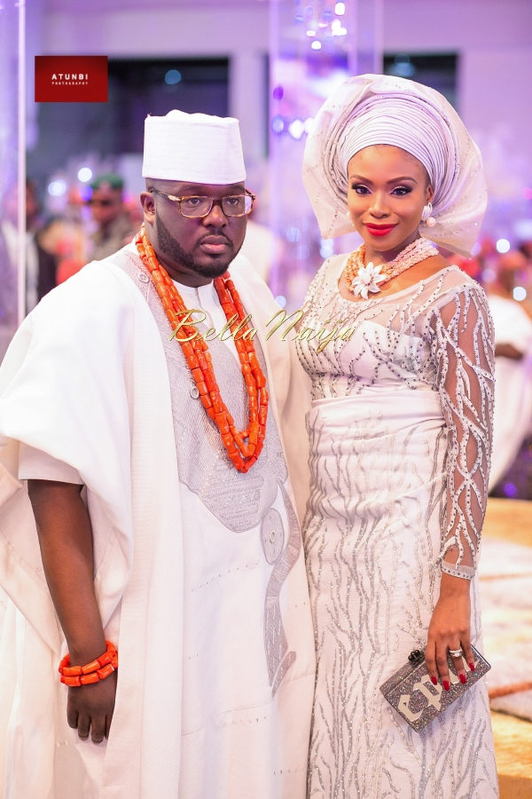 Dolapo Oni & Gbite Sijuwade Traditional Wedding - August 2015 - BellaNaija Weddings - Atunbi -0650