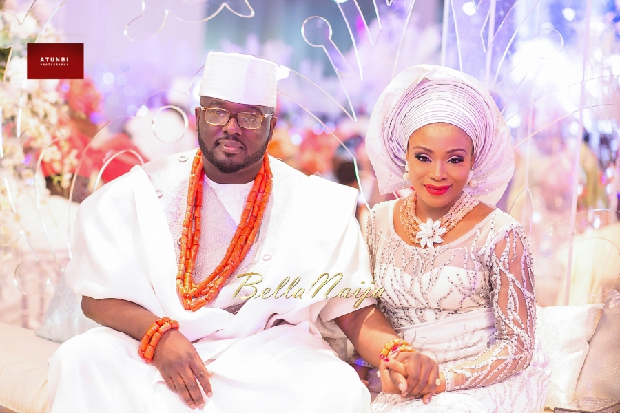 Dolapo Oni & Gbite Sijuwade Traditional Wedding - August 2015 - BellaNaija Weddings - Atunbi -0653