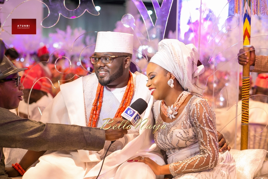 Dolapo Oni & Gbite Sijuwade Traditional Wedding - August 2015 - BellaNaija Weddings - Atunbi -0677