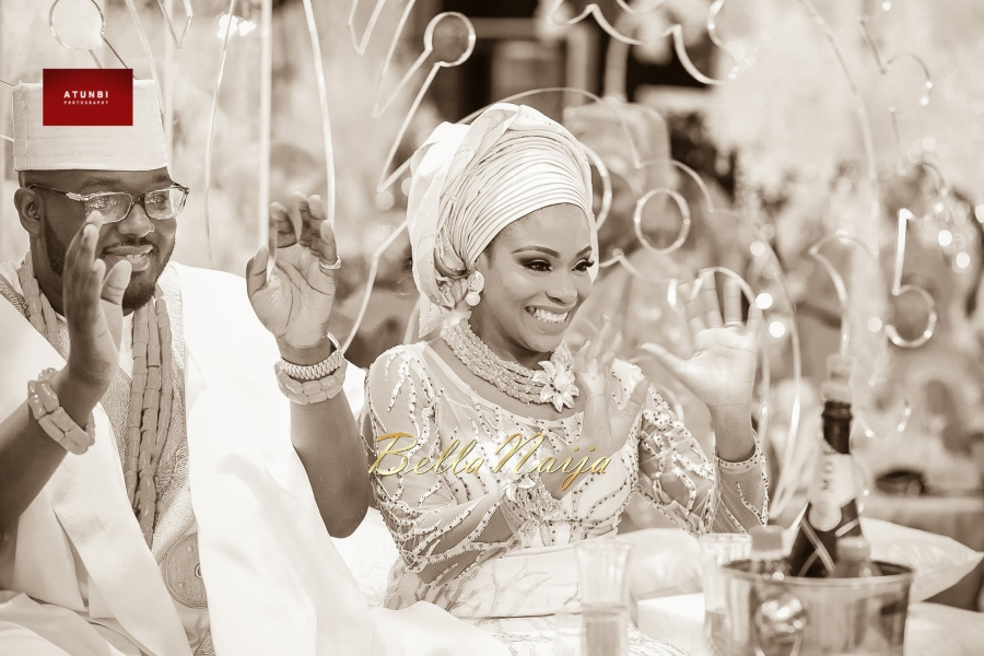 Dolapo Oni & Gbite Sijuwade Traditional Wedding - August 2015 - BellaNaija Weddings - Atunbi -0686