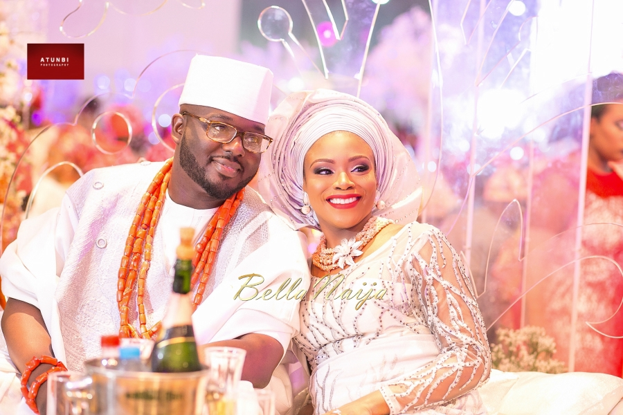 Dolapo Oni & Gbite Sijuwade Traditional Wedding - August 2015 - BellaNaija Weddings - Atunbi -0693