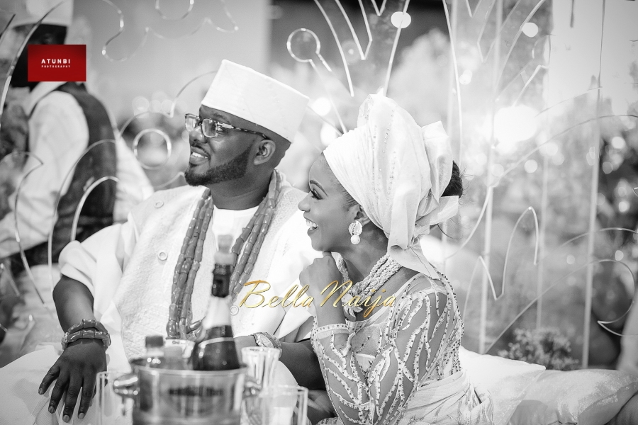 Dolapo Oni & Gbite Sijuwade Traditional Wedding - August 2015 - BellaNaija Weddings - Atunbi -0694