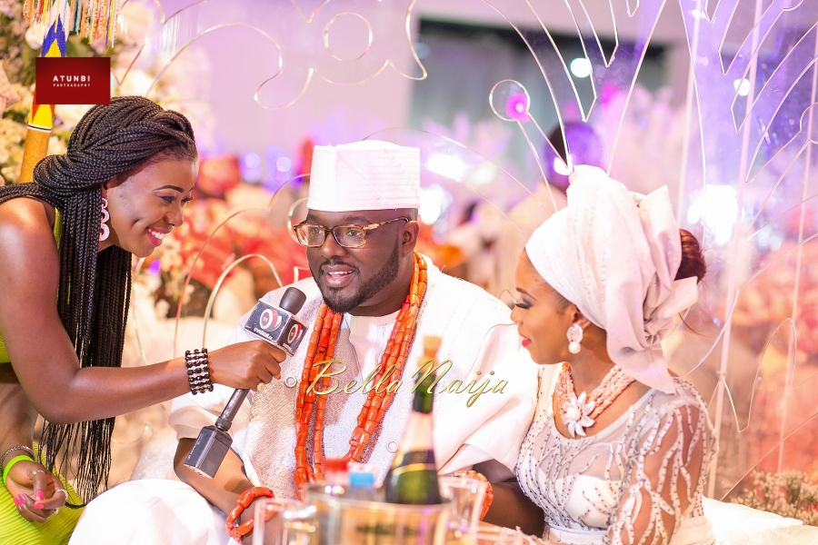 Dolapo Oni & Gbite Sijuwade Traditional Wedding - August 2015 - BellaNaija Weddings - Atunbi -0698