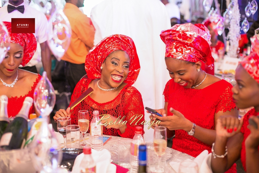 Dolapo Oni & Gbite Sijuwade Traditional Wedding - August 2015 - BellaNaija Weddings - Atunbi -0791