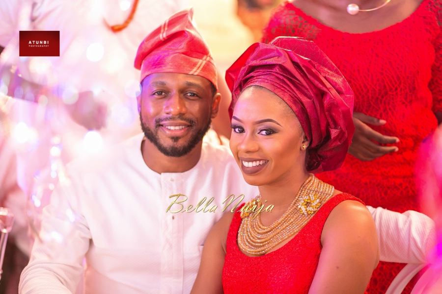 Dolapo Oni & Gbite Sijuwade Traditional Wedding - August 2015 - BellaNaija Weddings - Atunbi -0824