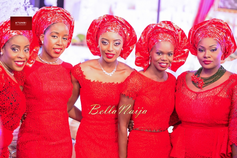 Dolapo Oni & Gbite Sijuwade Traditional Wedding - August 2015 - BellaNaija Weddings - Atunbi -0828
