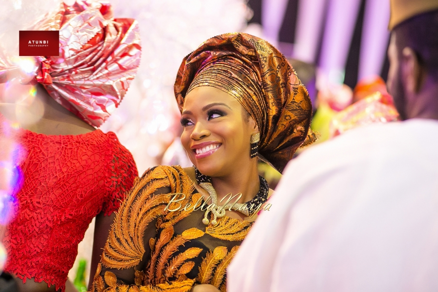 Dolapo Oni & Gbite Sijuwade Traditional Wedding - August 2015 - BellaNaija Weddings - Atunbi -0914