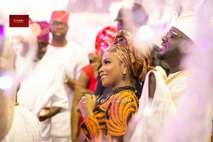 Dolapo Oni & Gbite Sijuwade Traditional Wedding - August 2015 - BellaNaija Weddings - Atunbi -0927