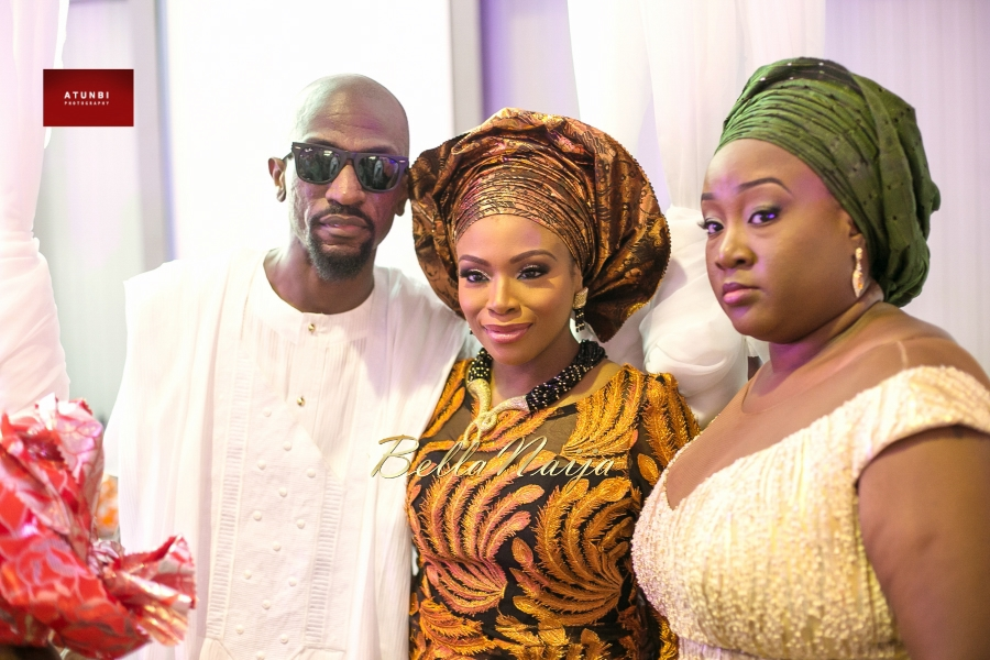 Dolapo Oni & Gbite Sijuwade Traditional Wedding - August 2015 - BellaNaija Weddings - Atunbi -0932