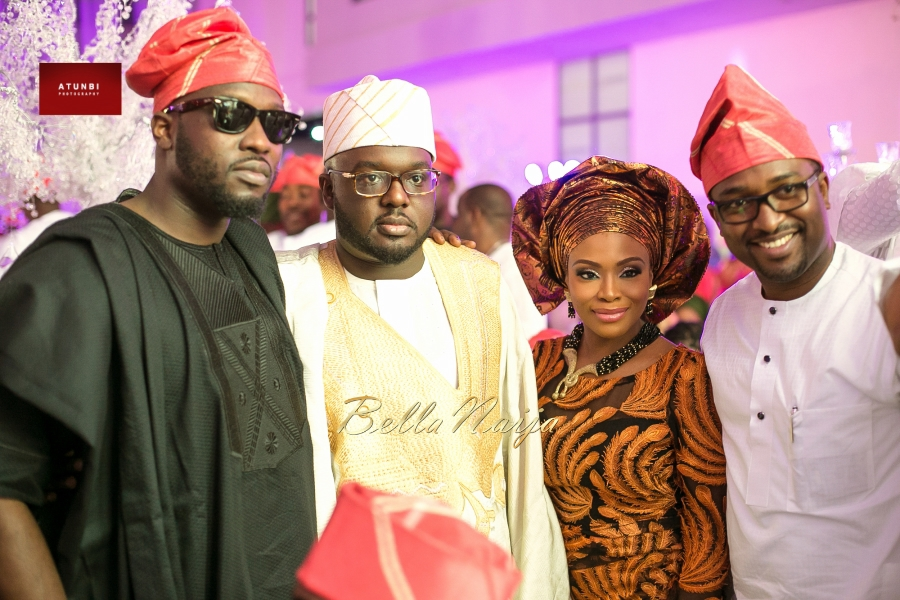 Dolapo Oni & Gbite Sijuwade Traditional Wedding - August 2015 - BellaNaija Weddings - Atunbi -0933