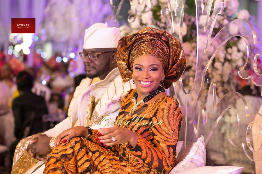 Dolapo Oni & Gbite Sijuwade Traditional Wedding - August 2015 - BellaNaija Weddings - Atunbi -0950