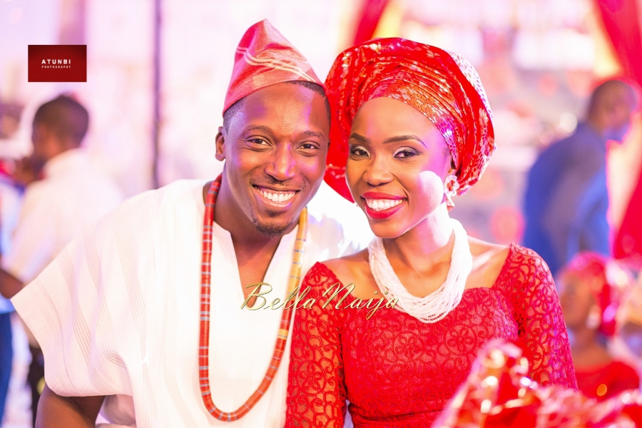 Dolapo Oni & Gbite Sijuwade Traditional Wedding - August 2015 - BellaNaija Weddings - Atunbi -0970