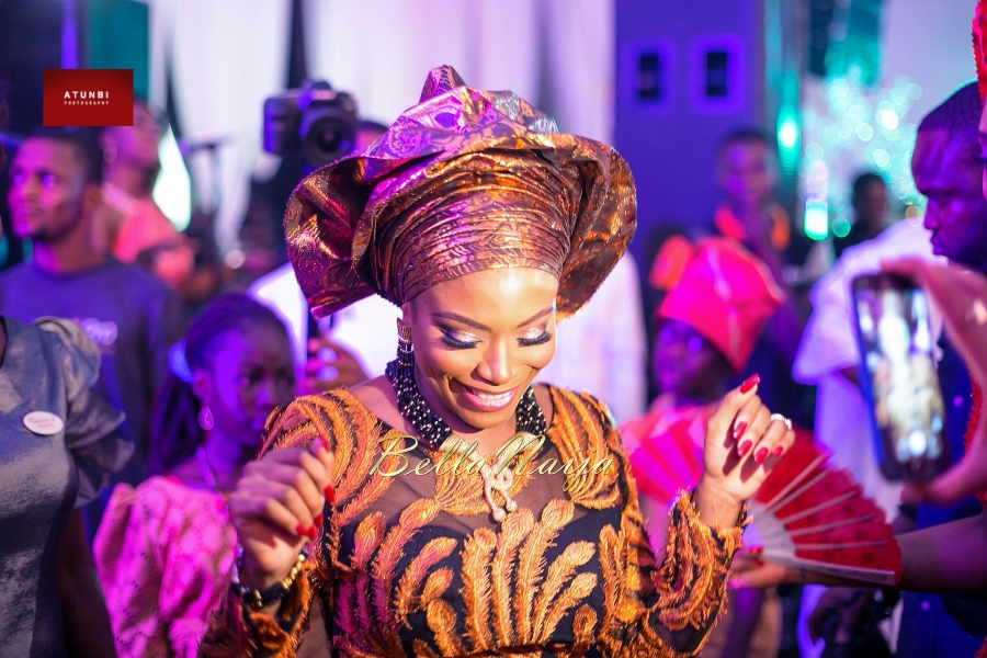 Dolapo Oni & Gbite Sijuwade Traditional Wedding - August 2015 - BellaNaija Weddings - Atunbi -0990