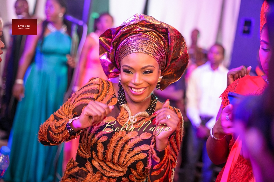 Dolapo Oni & Gbite Sijuwade Traditional Wedding - August 2015 - BellaNaija Weddings - Atunbi -0998