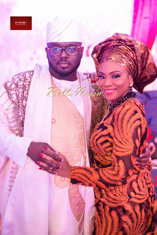 Dolapo Oni & Gbite Sijuwade Traditional Wedding - August 2015 - BellaNaija Weddings - Atunbi -1010