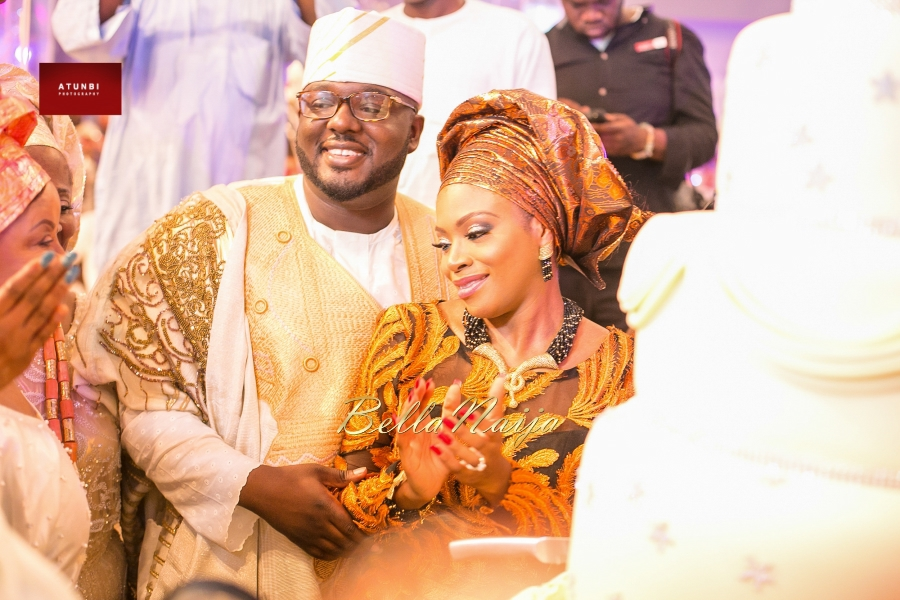 Dolapo Oni & Gbite Sijuwade Traditional Wedding - August 2015 - BellaNaija Weddings - Atunbi -1025