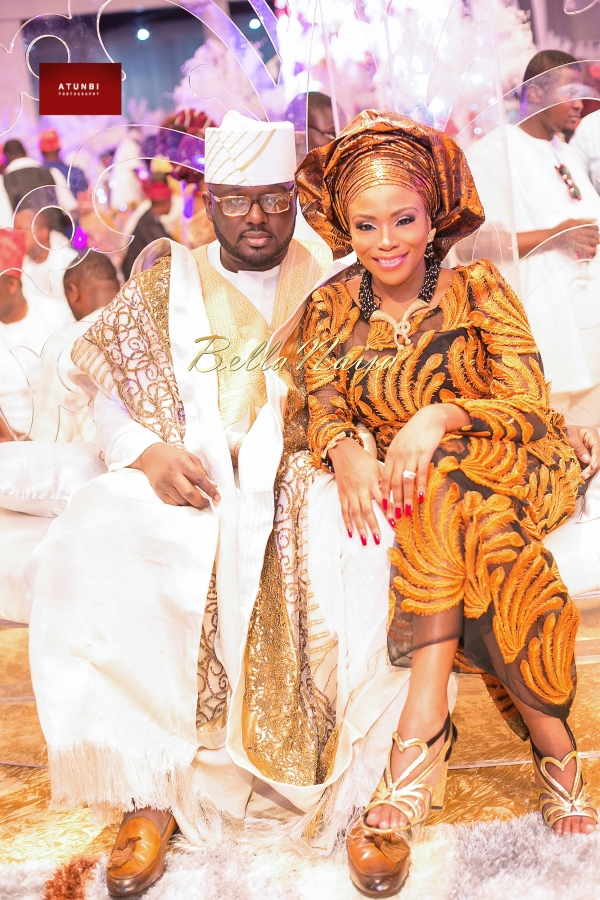 Dolapo Oni & Gbite Sijuwade Traditional Wedding - August 2015 - BellaNaija Weddings - Atunbi -1049