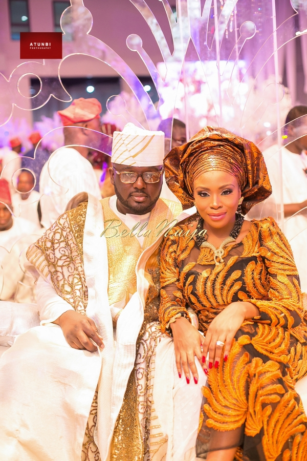 Dolapo Oni & Gbite Sijuwade Traditional Wedding - August 2015 - BellaNaija Weddings - Atunbi -1050