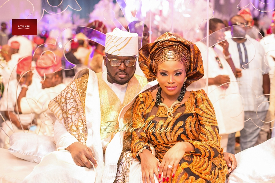 Dolapo Oni & Gbite Sijuwade Traditional Wedding - August 2015 - BellaNaija Weddings - Atunbi -1051