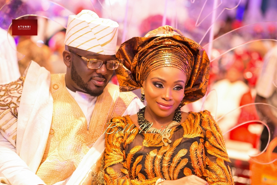 Dolapo Oni & Gbite Sijuwade Traditional Wedding - August 2015 - BellaNaija Weddings - Atunbi -1055