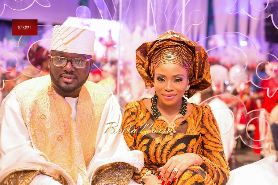 Dolapo Oni & Gbite Sijuwade Traditional Wedding - August 2015 - BellaNaija Weddings - Atunbi -1066