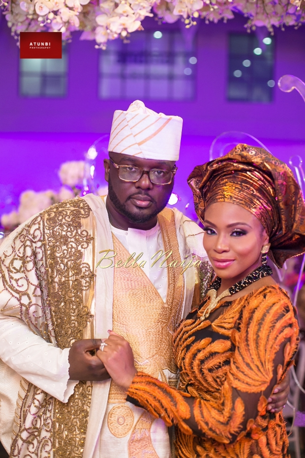 Dolapo Oni & Gbite Sijuwade Traditional Wedding - August 2015 - BellaNaija Weddings - Atunbi -1088