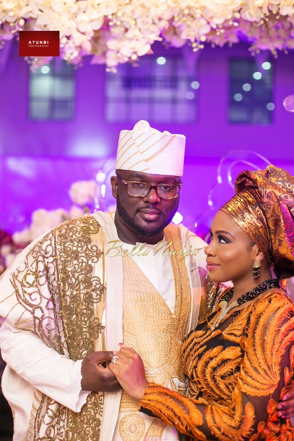 Dolapo Oni & Gbite Sijuwade Traditional Wedding - August 2015 - BellaNaija Weddings - Atunbi -1089