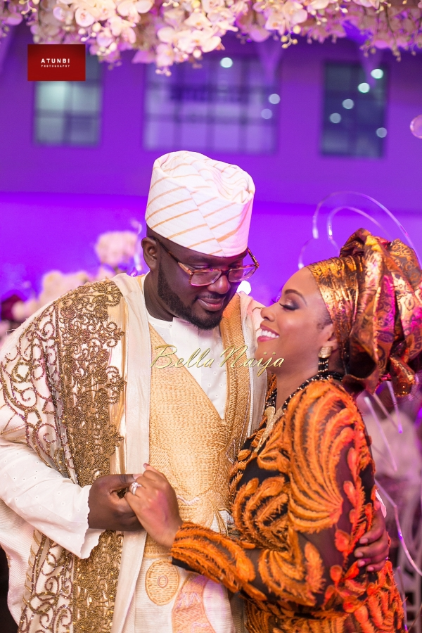 Dolapo Oni & Gbite Sijuwade Traditional Wedding - August 2015 - BellaNaija Weddings - Atunbi -1091