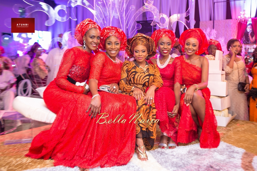 Dolapo Oni & Gbite Sijuwade Traditional Wedding - August 2015 - BellaNaija Weddings - Atunbi -1098