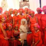 Dolapo Oni & Gbite Sijuwade's Traditional Wedding - August 2015 - Lagos, Nigeria - BellaNaija001