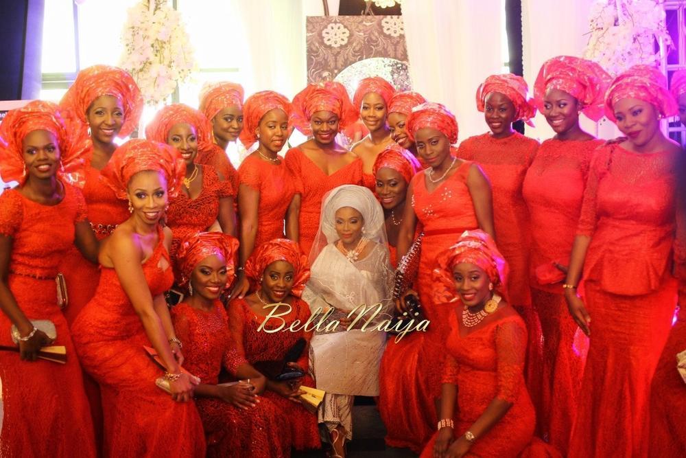 Dolapo Oni & Gbite Sijuwade's Traditional Wedding - August 2015 - Lagos, Nigeria - BellaNaija001