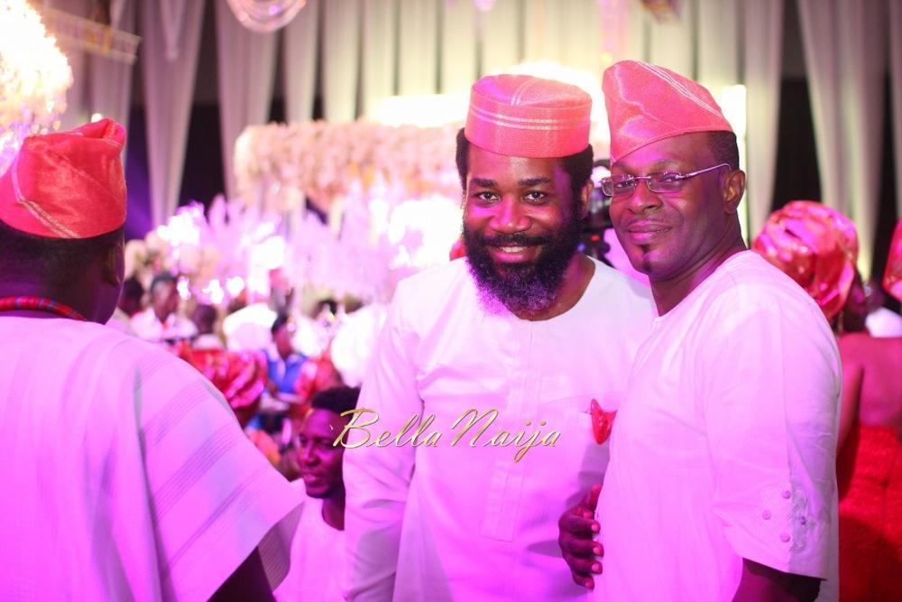 Dolapo Oni & Gbite Sijuwade's Traditional Wedding - August 2015 - Lagos, Nigeria - BellaNaija002