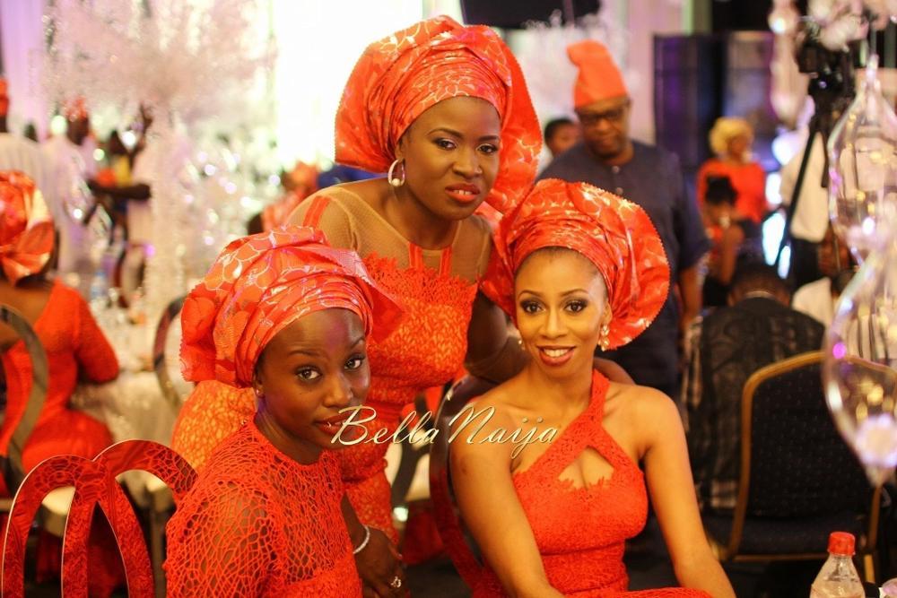 Dolapo Oni & Gbite Sijuwade's Traditional Wedding - August 2015 - Lagos, Nigeria - BellaNaija007