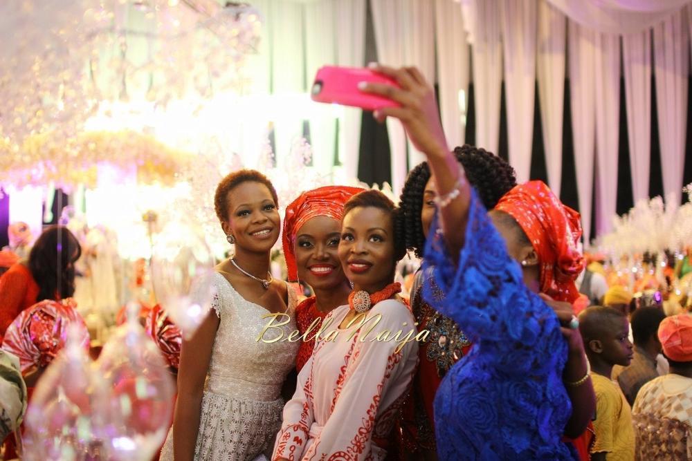 Dolapo Oni & Gbite Sijuwade's Traditional Wedding - August 2015 - Lagos, Nigeria - BellaNaija011