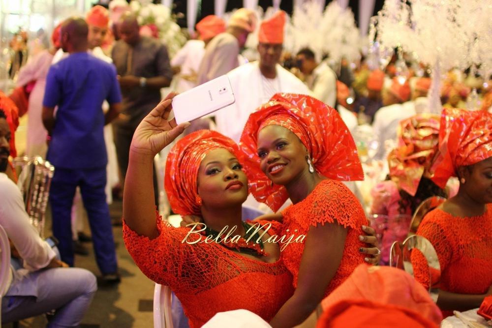 Dolapo Oni & Gbite Sijuwade's Traditional Wedding - August 2015 - Lagos, Nigeria - BellaNaija012