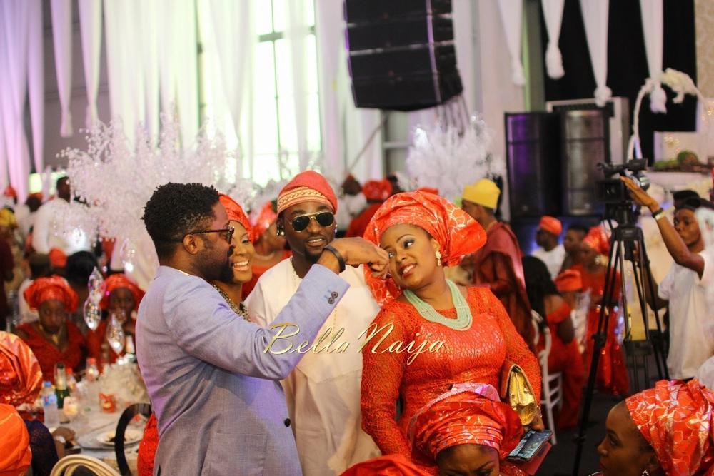 Dolapo Oni & Gbite Sijuwade's Traditional Wedding - August 2015 - Lagos, Nigeria - BellaNaija014