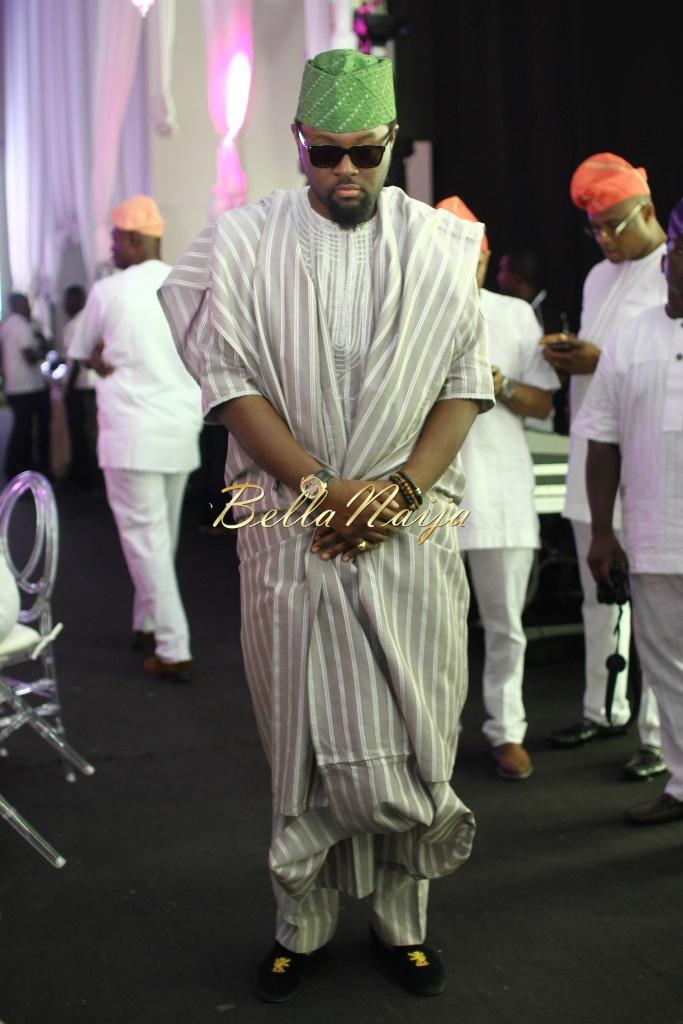 Dolapo Oni & Gbite Sijuwade's Traditional Wedding - August 2015 - Lagos, Nigeria - BellaNaijaInsigna Media-004