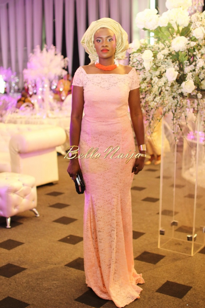 Dolapo Oni & Gbite Sijuwade's Traditional Wedding - August 2015 - Lagos, Nigeria - BellaNaijaInsigna Media-007