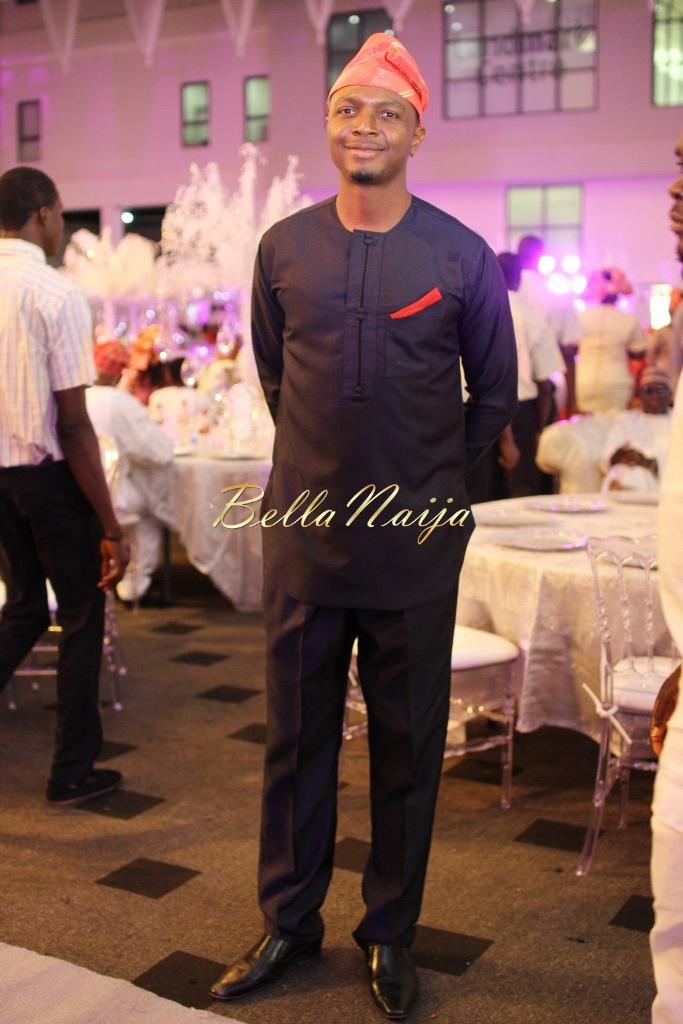Dolapo Oni & Gbite Sijuwade's Traditional Wedding - August 2015 - Lagos, Nigeria - BellaNaijaInsigna Media-010