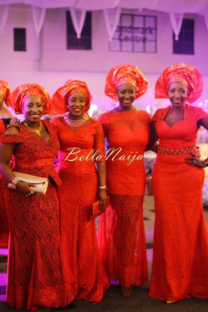 Dolapo Oni & Gbite Sijuwade's Traditional Wedding - August 2015 - Lagos, Nigeria - BellaNaijaInsigna Media-013